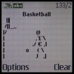 basketball by monototo