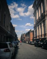 St. Petersburg by nioninaion