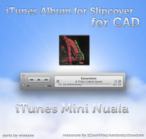 iTunes Nuala+Slipcover for CAD by wienzee