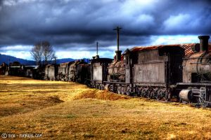 Locomotive 3046 II by fiathriel