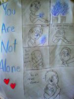 Master/Doctor #13 You Are Not Alone + Song by KimandAbbysaccount