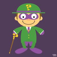 ADC: Riddle Me This by striffle