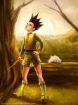 Gon by Rhocess