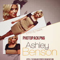 Ashley Benson Png Pack by tayloralwaysperfect