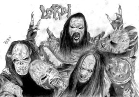 Lordi by Avay by lordi-club
