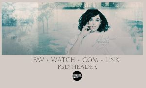 PSD HEADER by Shapeless8