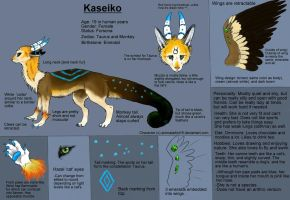 Kaseiko Reference by animalartist16