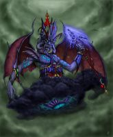 Smoke Demon Color Resubmission by Gigandas