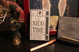 Nico Time Cigarettes assembled by redsteal21