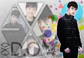 EXO - D.O. by jerlyn92