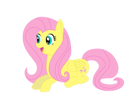 Fluttershy by ZeFrenchM