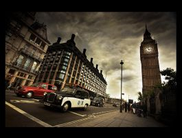 london street 1 by szuwar