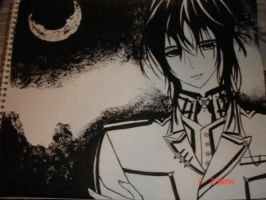 Kaname Vampire Knight by decaymyfriend