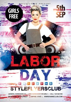 Labor-day by Styleflyers