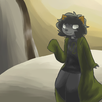 Oh look it's Nepeta. by squidForager