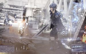 Let play Final Fantasy XV by Inushio