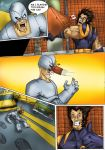 THE LEGENDARY X-MEN!-How to avoid an Avalanche p1 by Sabrerine911