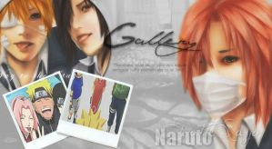 Gallery :// Naruto by Gchristel