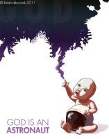 God is an Astronaut REV by 3---BR---3