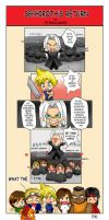 Sephiroth's return by The-Proud-Amoeba