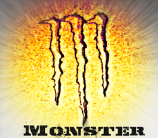 Monster energy drink by Meglynn97