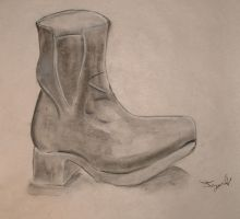 Study of Shoes by mastarofaqua