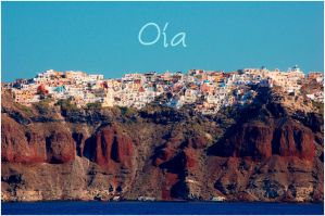 Oia by twistingteen