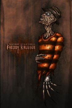 Freedy Krueger by B4ronRouge