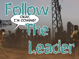 Follow The Leader Page 18 by LochCamaen