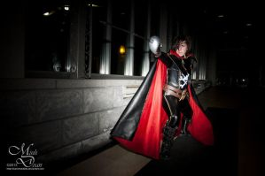 Captain Harlock (pic2) by Spiked-Fox