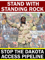 Stand With Standing Rock by Party9999999