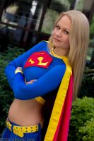 Supergirl 15 by Insane-Pencil