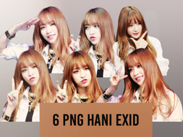 [SHARE] PACK RENDER HANI EXID by GiuMT
