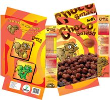 Choco Smash Packaging by SPwins