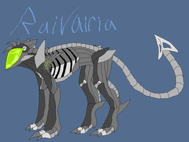 Raivairia by Incyray