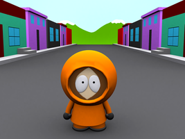 Kenny by JustinMs66