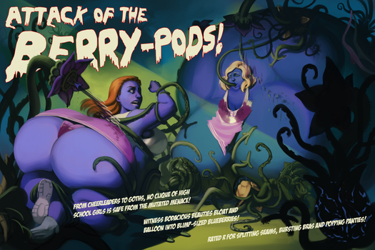 Attack of the Berry Pods by 0pik-0ort