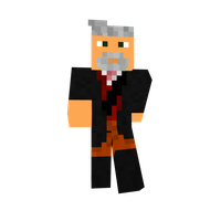 The War Doctor by Captainpikachu