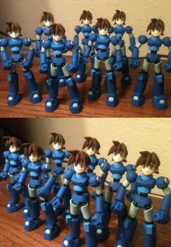 Figures to be shipped by score6