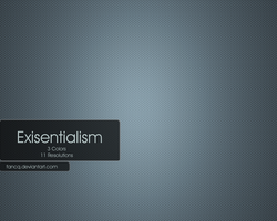Existentialism by fancq