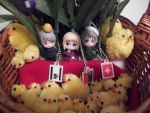 Liechtenstein's cosplay basket from the back by shy-prussia-fan
