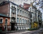 Old buildings by saltov-man