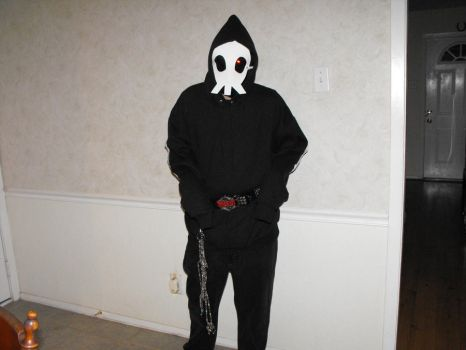lame duskull cosplay by dragongod140