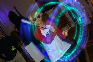 Dave the Raver by Methvell