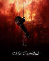 Mic Cannibals Poster by ShaunEdwards