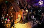 Halloween in PK by Eshto