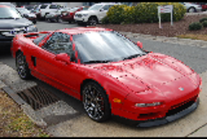 Supercharged Acura NSX by SirHubris