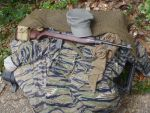M1 carbine and tigerstripe by RobertQualls27