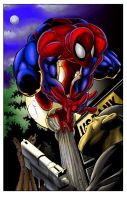 Spiderman by DaosX