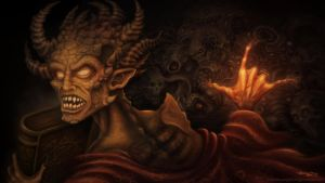 The Demonologist by BrentonWright